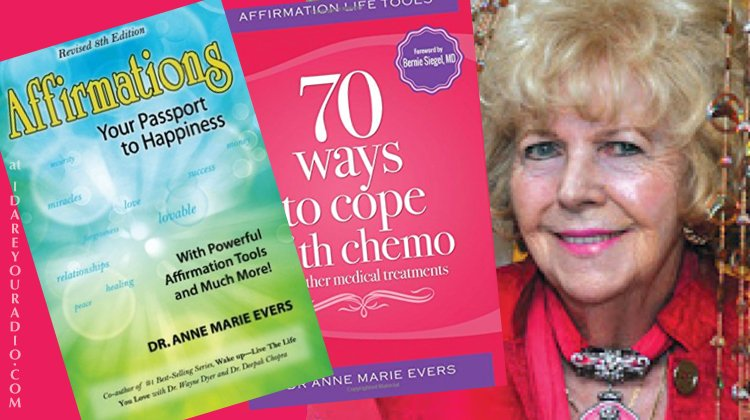 Dr. Anne Marie Evers, The Affirmations Doc Tells Us How