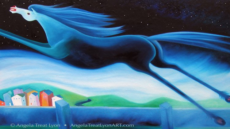 Angela's Art, Happiness and SpiritCardCenter.com!