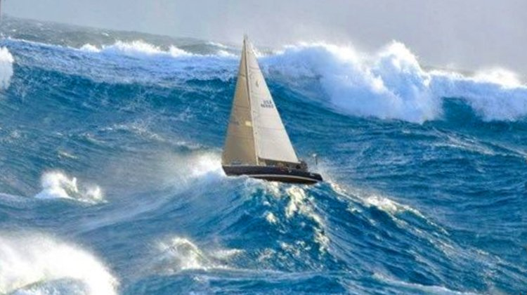 Head into the Wind and Hold onto the Helm Despite the Fear