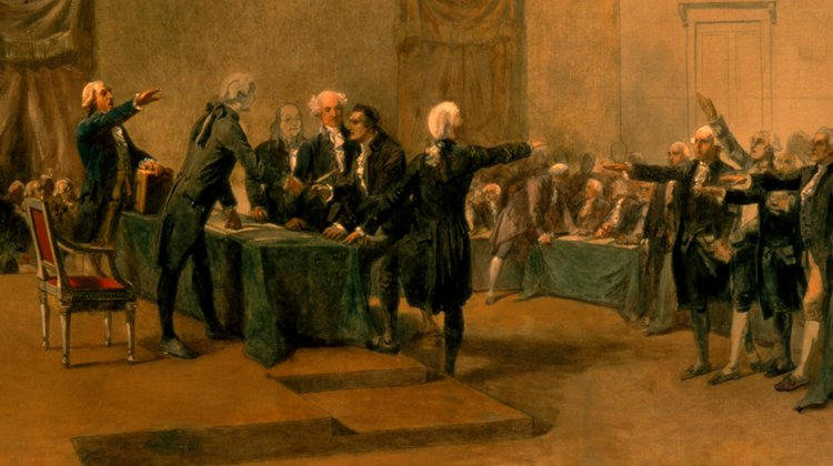 What Really Happened to the Signers of the Declaration of Independence?