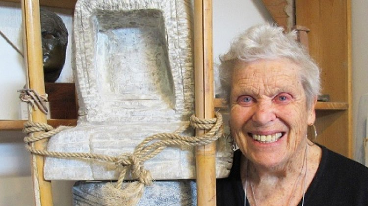 Patricia Bengston, Stone Sculptor: Living Her Deepest Dreams