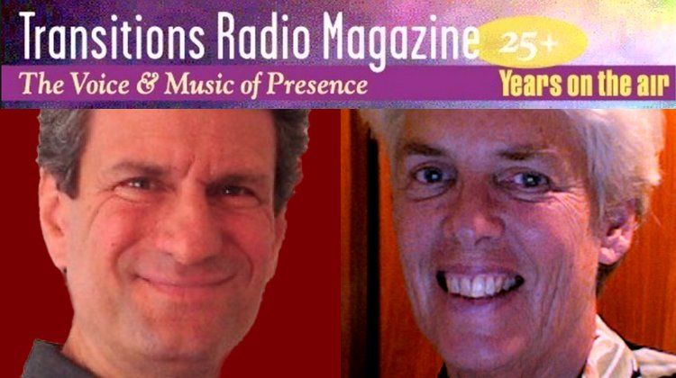 Angela Treat Lyon Interview: Transitions Radio in Santa Fe, NM!