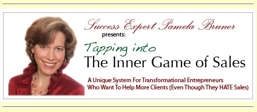 Pamela Bruner inner game