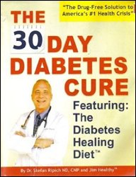 Dr. Stefan Ripic Diabetes Cure