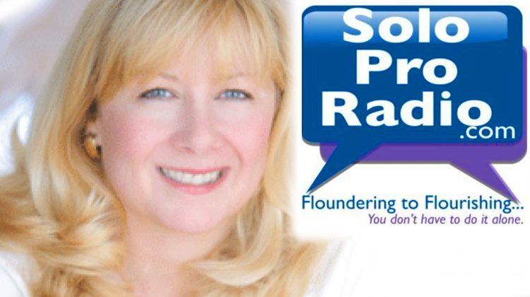 Solo pro expert Barbara Saunders: Leading-Edge Business