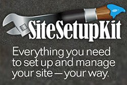 Site Setep Kit
