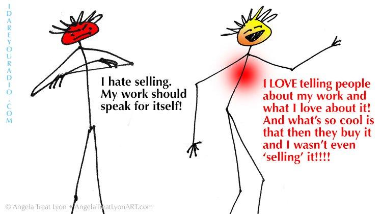 love-selling